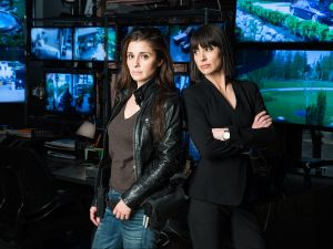 Shiri Appleby and Constance Zimmer.