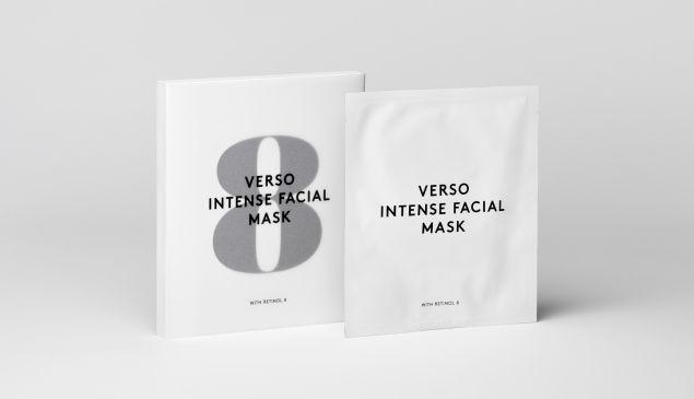 Verso Intense Facial Mask