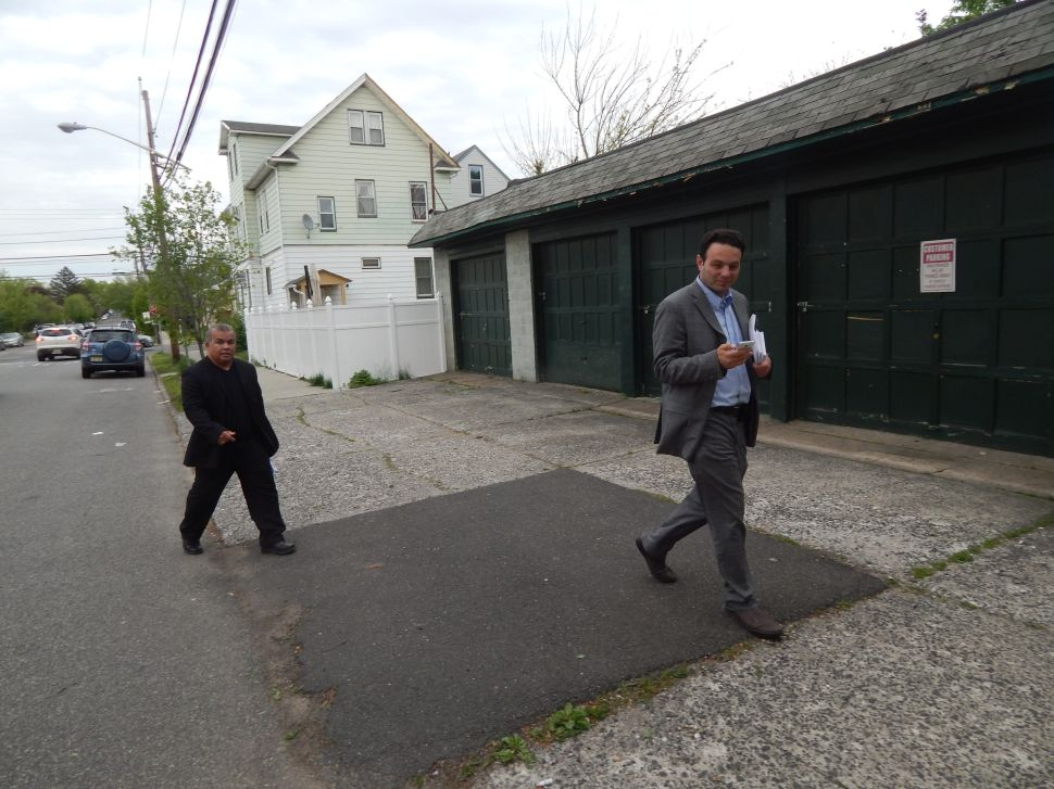 VIDEO: Sayegh Walks Down to the Wire in Ward 6