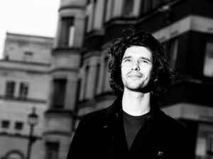 Ben Whishaw at the UK premiere of 'The Lobster'