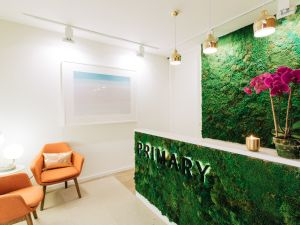 Primary, New York's first wellness-focused co-working space.