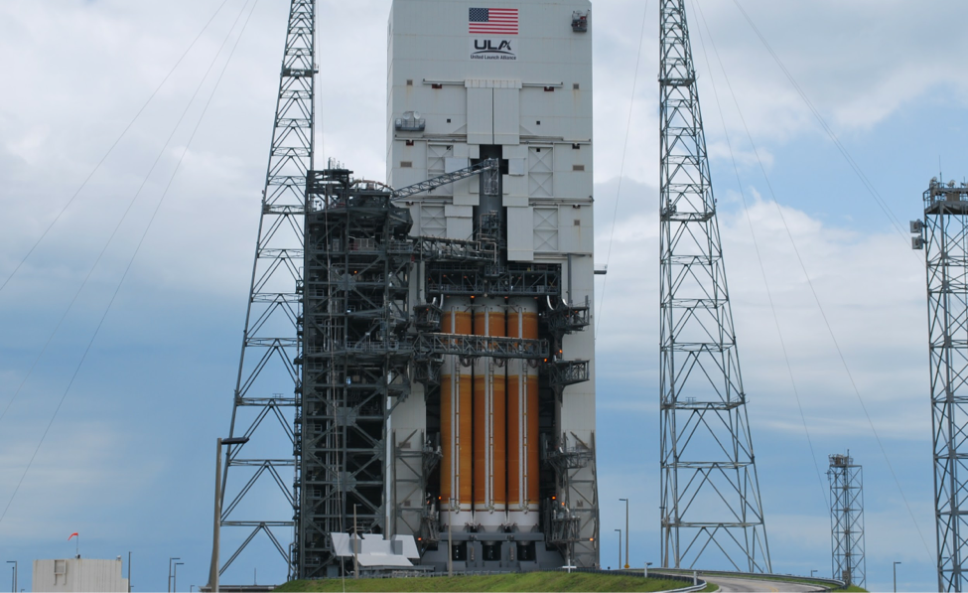 The World's Largest Rocket Will Launch Tomorrow With a Top Secret Mission