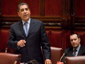 Congressman Adriano Espaillat.