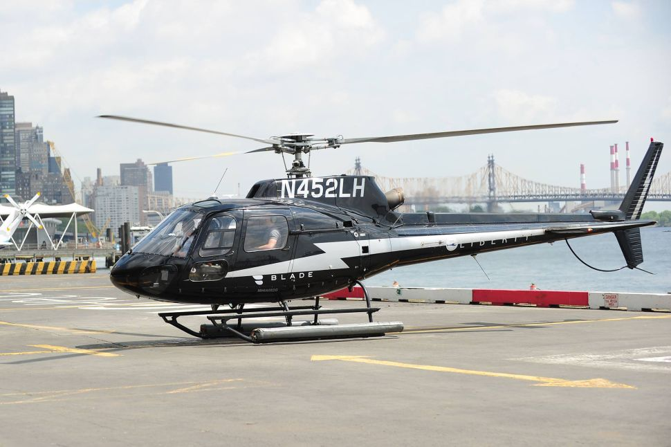 This Helicopter Ride to the Hamptons Comes With a Designer Goodie Bag