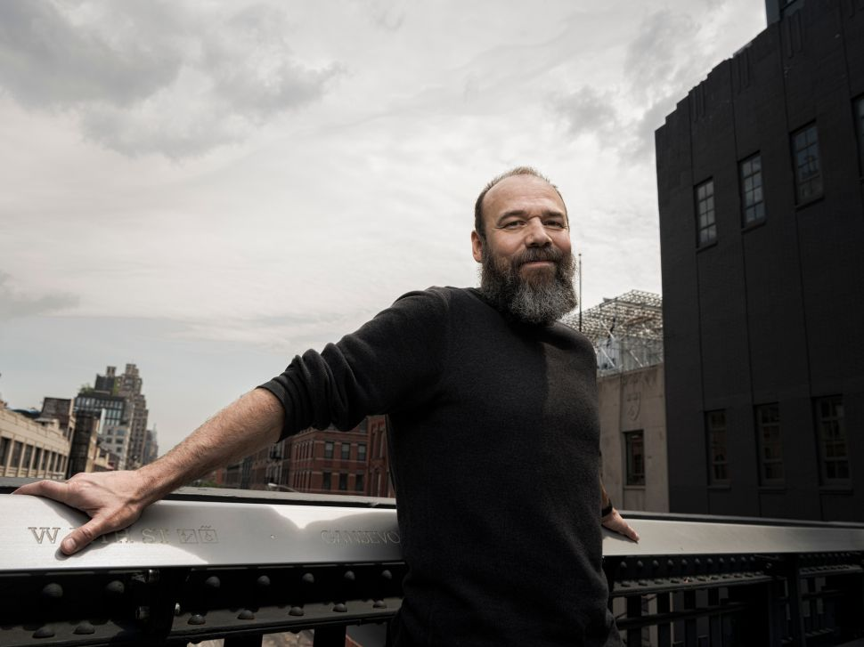 Danny Burstein Wants a Five-Way Tie at the Tonys