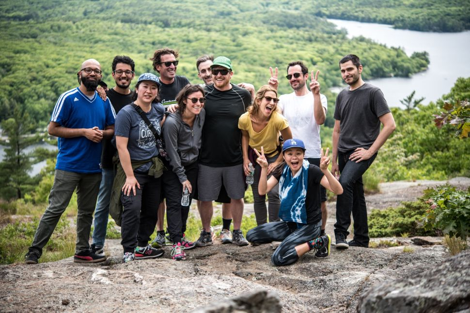 To Tell Unsung Stories, Rising Filmmakers Go to 'Summer Camp'