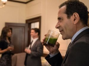 Tony Shalhoub in BrainDead