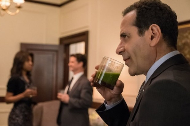 'BrainDead' Star Tony Shalhoub on New Political Drama (And Why He Loves 'Weiner' Doc)