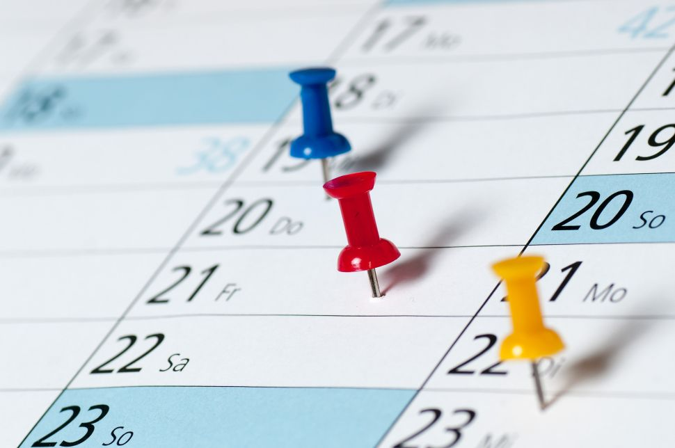 Why Calendars Are More Effective Than To-do Lists