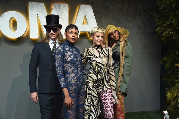 MoMA's Annual 'Party in the Garden' Draws Celebs, Half the Rockefeller Fam