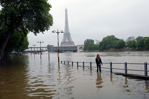 Parisian Museums Evacuate Art as Flood Waters Rise