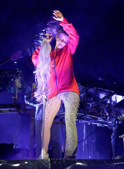 Robyn's Performance Kicked Off Futuristic Fashion for Festival Season