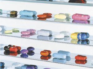 Damien Hirst, Pharmacuticals, 2007.