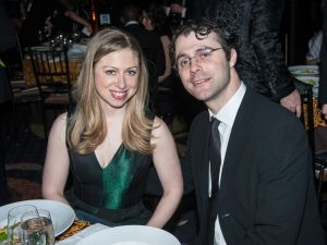 Chelsea Clinton and Marc Mezvinsky's former condo at the Grand Madison has already found a buyer.