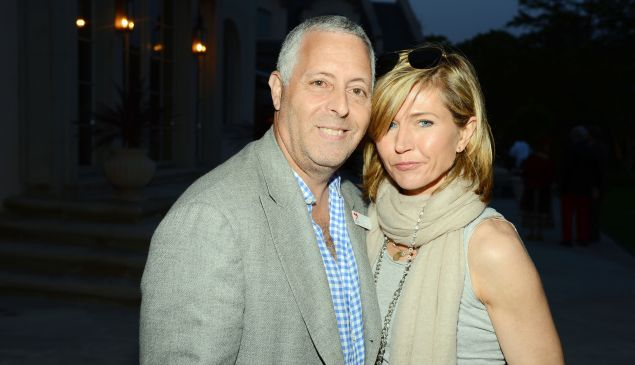Jon Bond and Rebecca Bond are making moves out of Greenwich Village