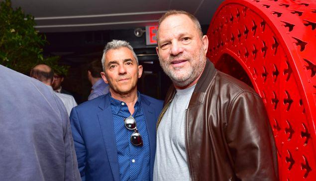 Daniel Battsek, Harvey Weinstein