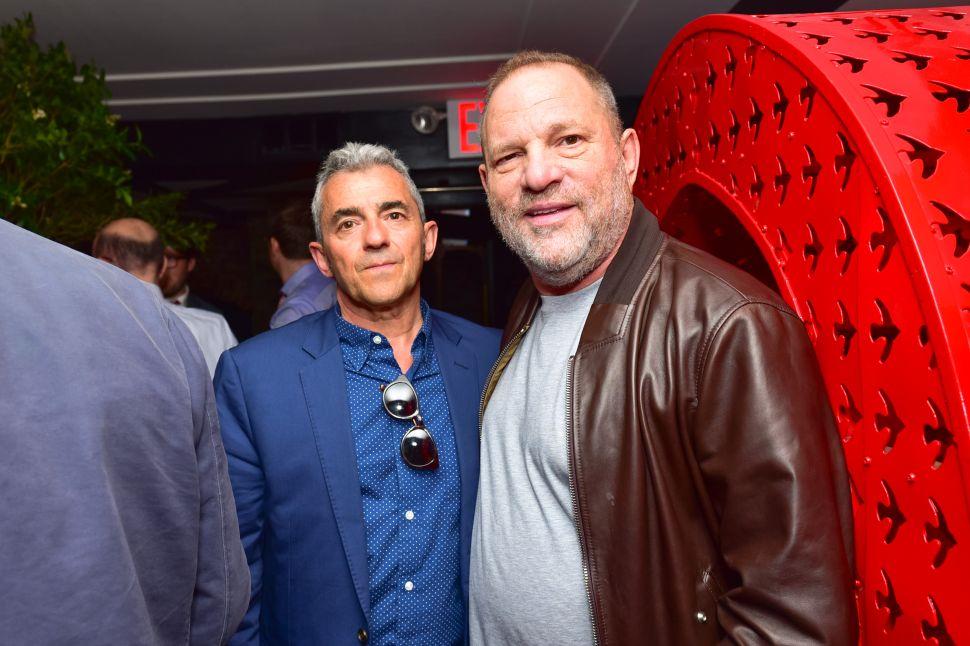 Stephen Colbert, Harvey Weinstein Send Off Film Exec Daniel Battsek In Style