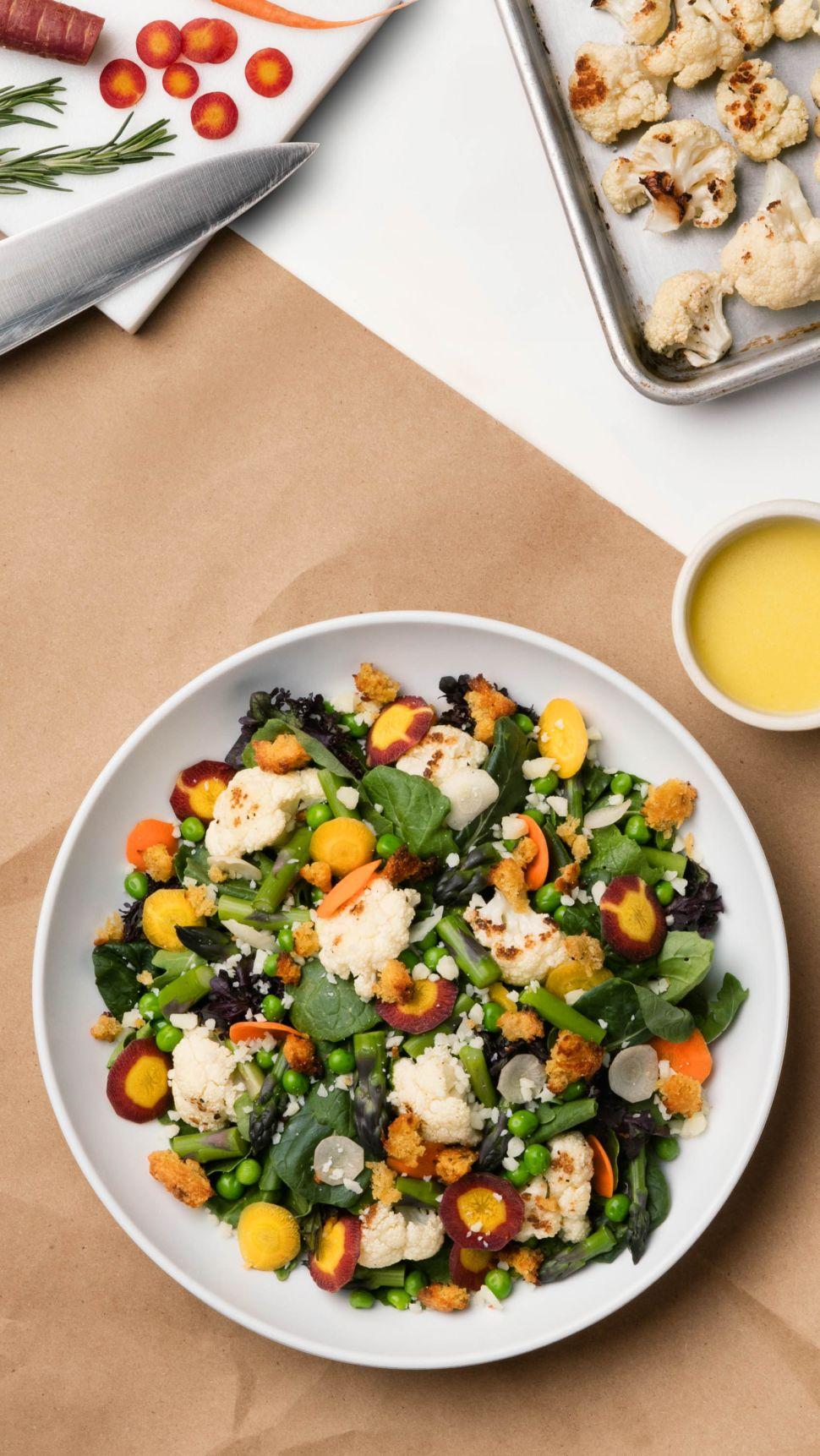 Maple's Latest Chef Collaboration Will Reduce Consumption of Sad Salads