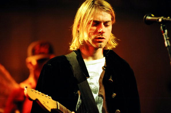 Kurt Cobain's Art Goes on Tour
