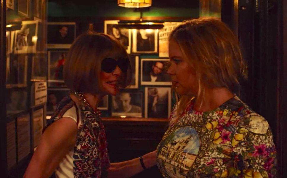 Femdom Friday: Amy Schumer and Anna Wintour Swap; Sara Benincasa's 'The Focus Group'