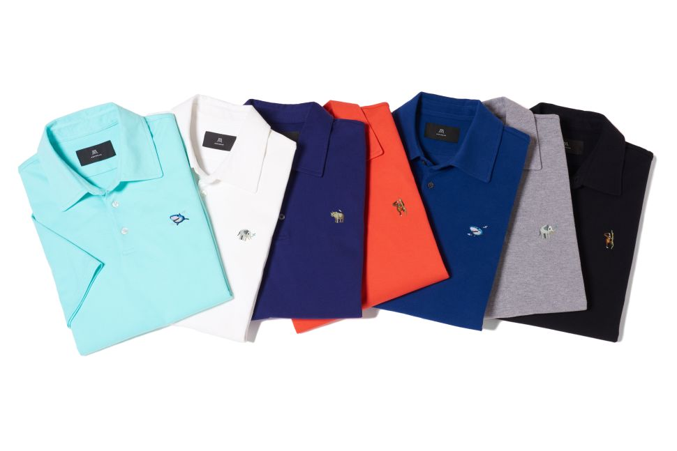 Celebrate Shark Week With These Philanthropic Polo Shirts