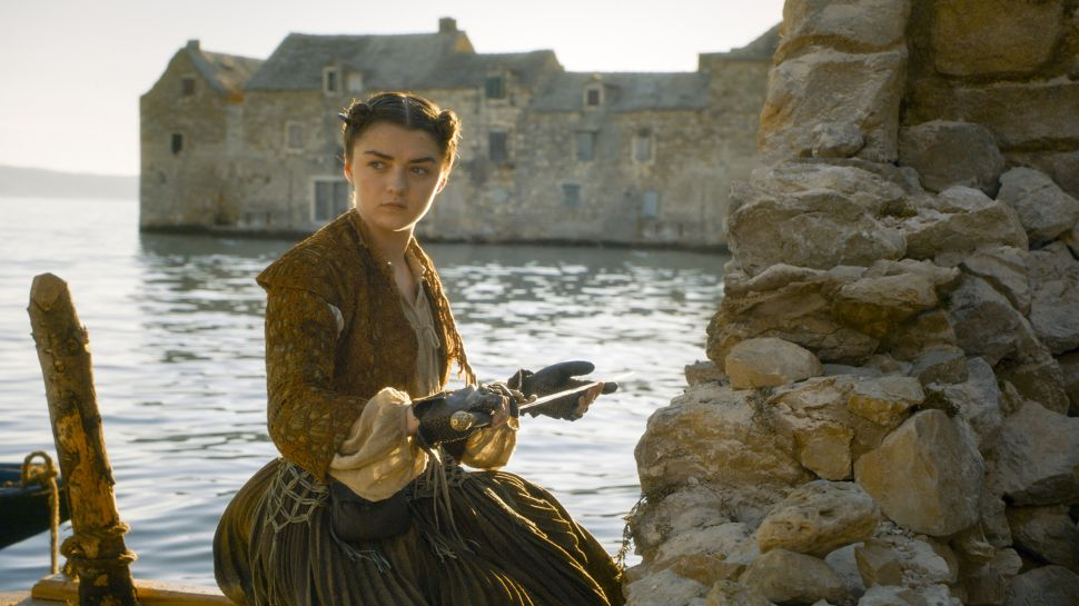 Dressed to Kill: How 'Game of Thrones' Reveals Character Through Weapons and Armor