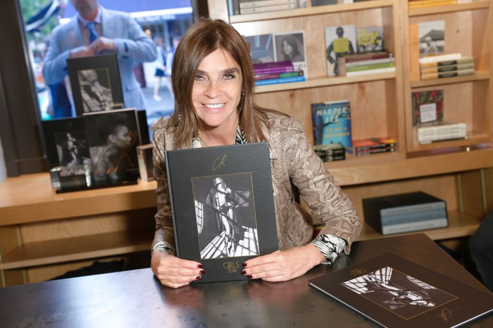 Carine Roitfeld's Book Signing Was a Celeb-Studded Affair, as Expected
