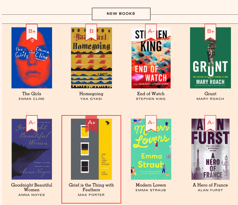 LitHub Launches Book Marks, a Rotten Tomatoes for Books