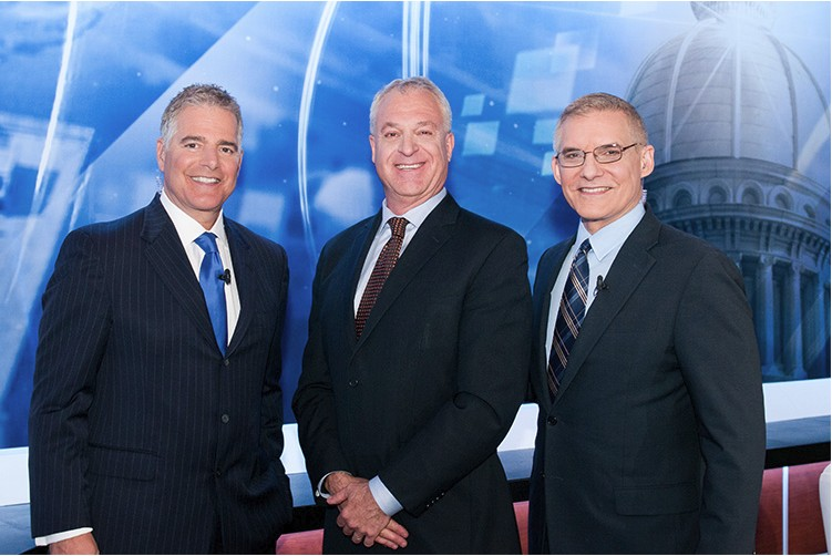Cerf Joins Adubato and PiRoman on NJ Capitol Report