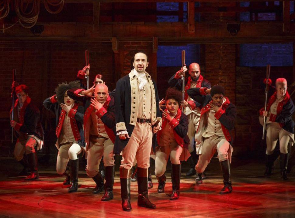 'Hamilton' Dominates Tony Awards With 11 Wins