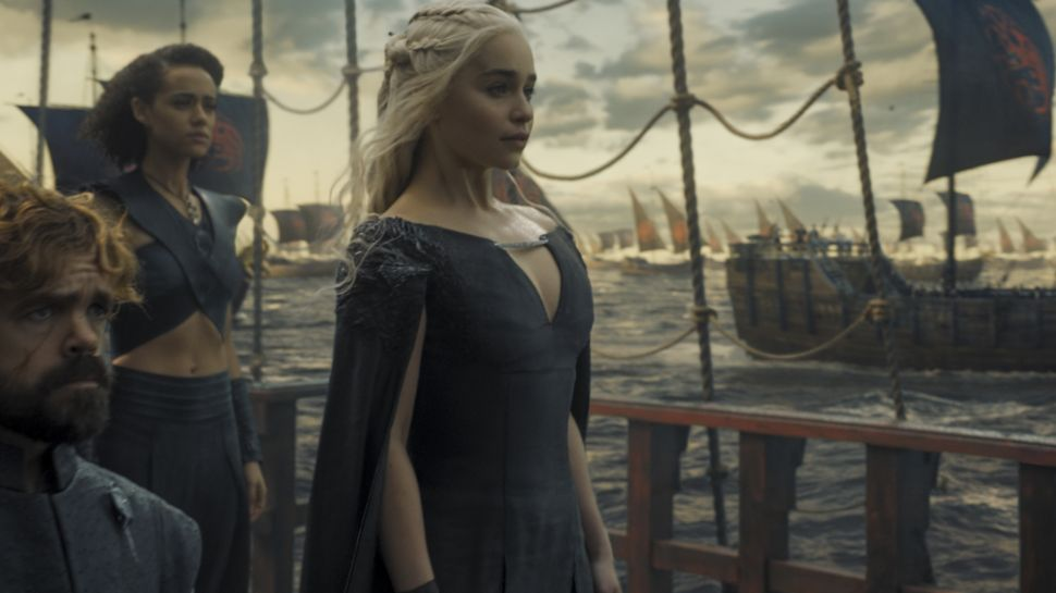 The Dragons Are Officially Done Fucking Around in New 'Game of Thrones' Photo