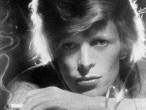 Davie Bowie.