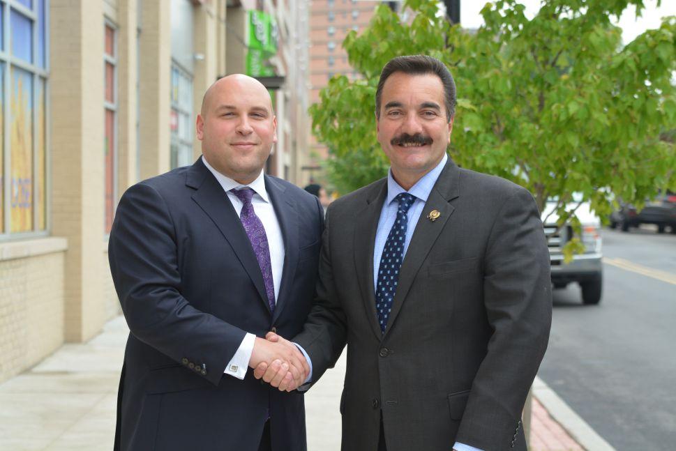 Venezia Scoops Up Prieto Endorsement