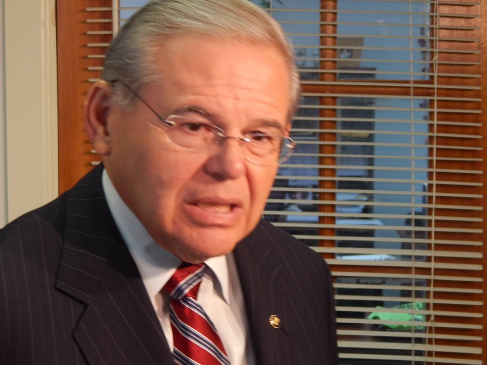 WATCH: Menendez on the Orlando Killings (VIDEO)