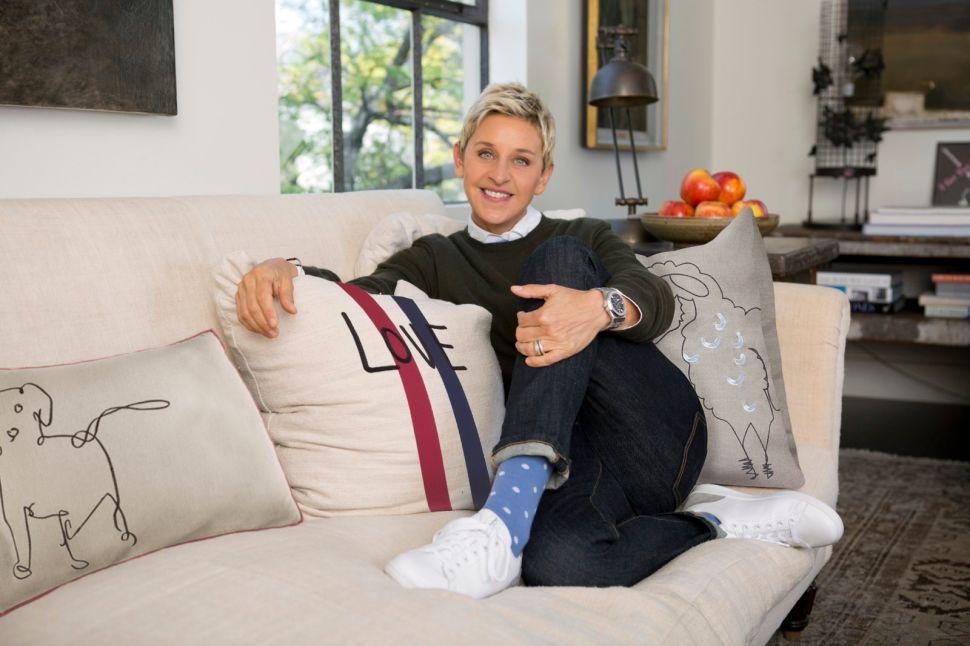 Ellen DeGeneres Is Expanding Her Empire to Include Your Dog