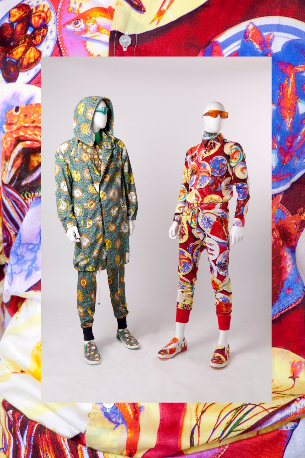 Italian Invasion: New Exhibition in Chelsea Market Explores Food and Fashion