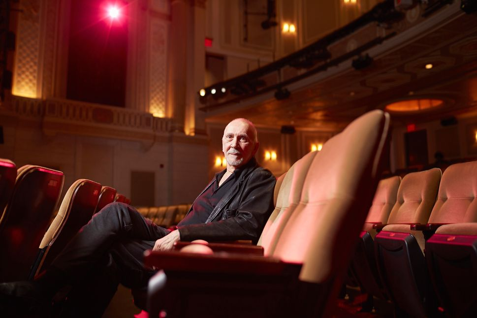 'The Father' Knows Best: Frank Langella Reflects on His Theatrical Legacy