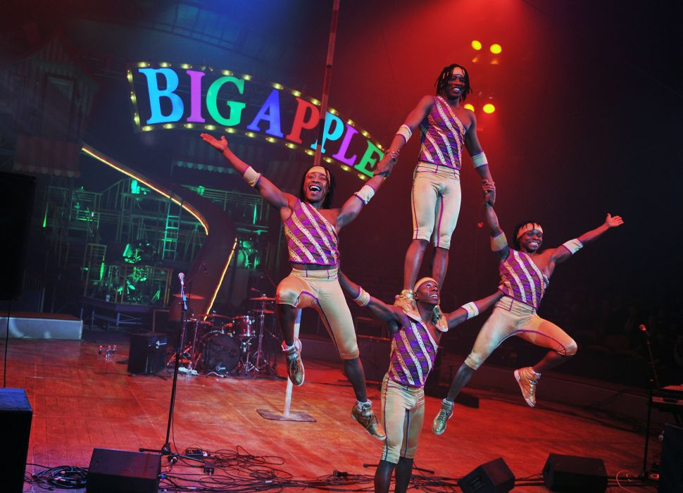 Big Financial Trouble Under the Big Top
