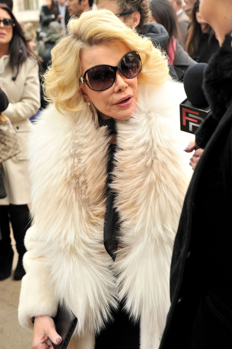 Joan Rivers Collection A Smash Hit at Christie's