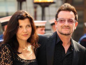 New Beautycounter investors Ali Hewson and husband Bono