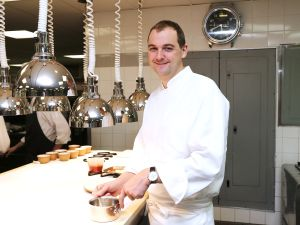 Chef Daniel Humm of Eleven Madison Park