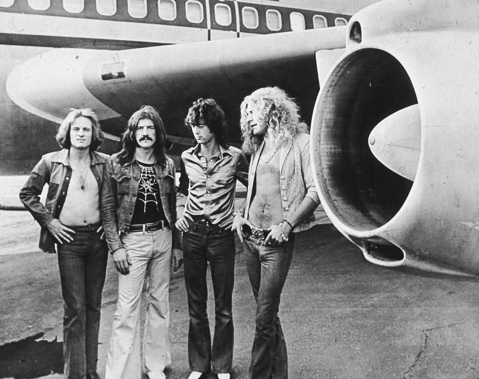 Striking the Right Chord: What R&D Execs Can Learn from Led Zeppelin
