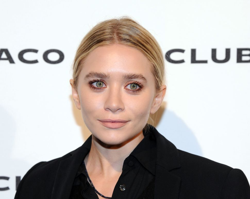 Ashley Olsen Might be Smizing in Sagaponack This Summer
