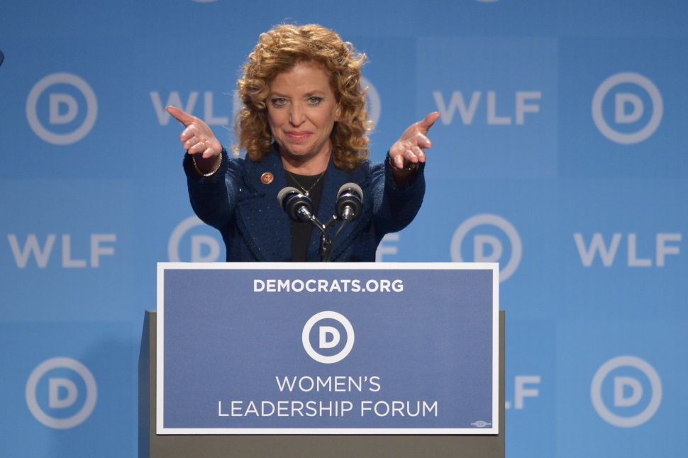 Debbie Wasserman Schultz Served Class Action Lawsuit for Rigging Primaries