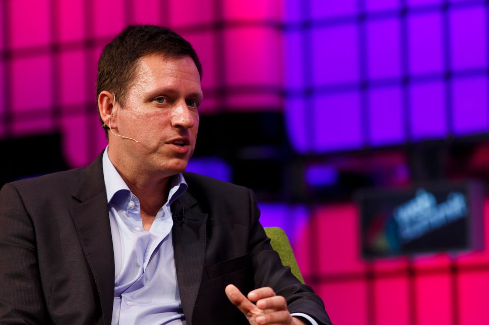 How Peter Thiel's Secret War With Gawker Came to Light
