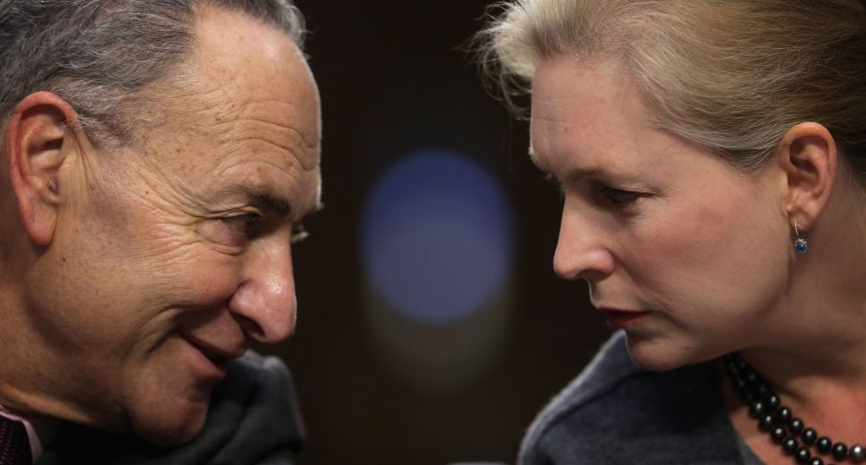 Schumer and Gillibrand Slam Trumpcare After Congressional Budget Office Report
