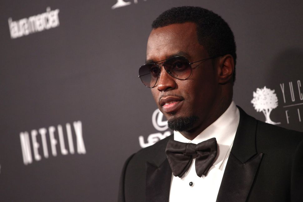 Sean Combs Tries Again With Park Imperial Pad