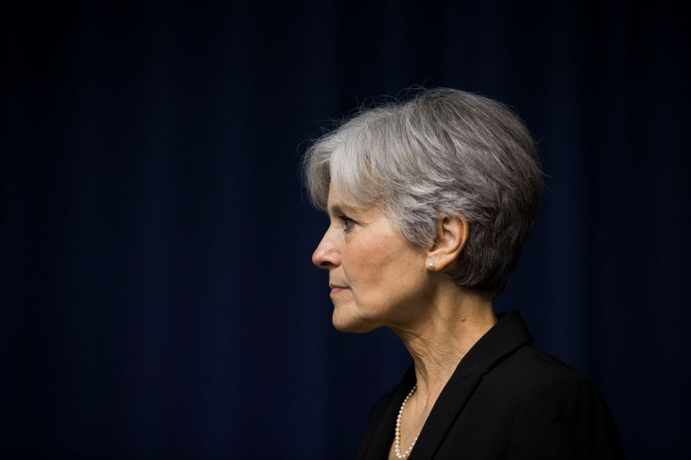 Green Party Nominee Jill Stein Blasts Clinton Over EmailGate