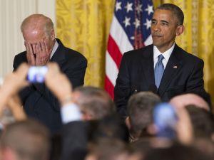 President Barack Obama and Vice President Joseph Biden.