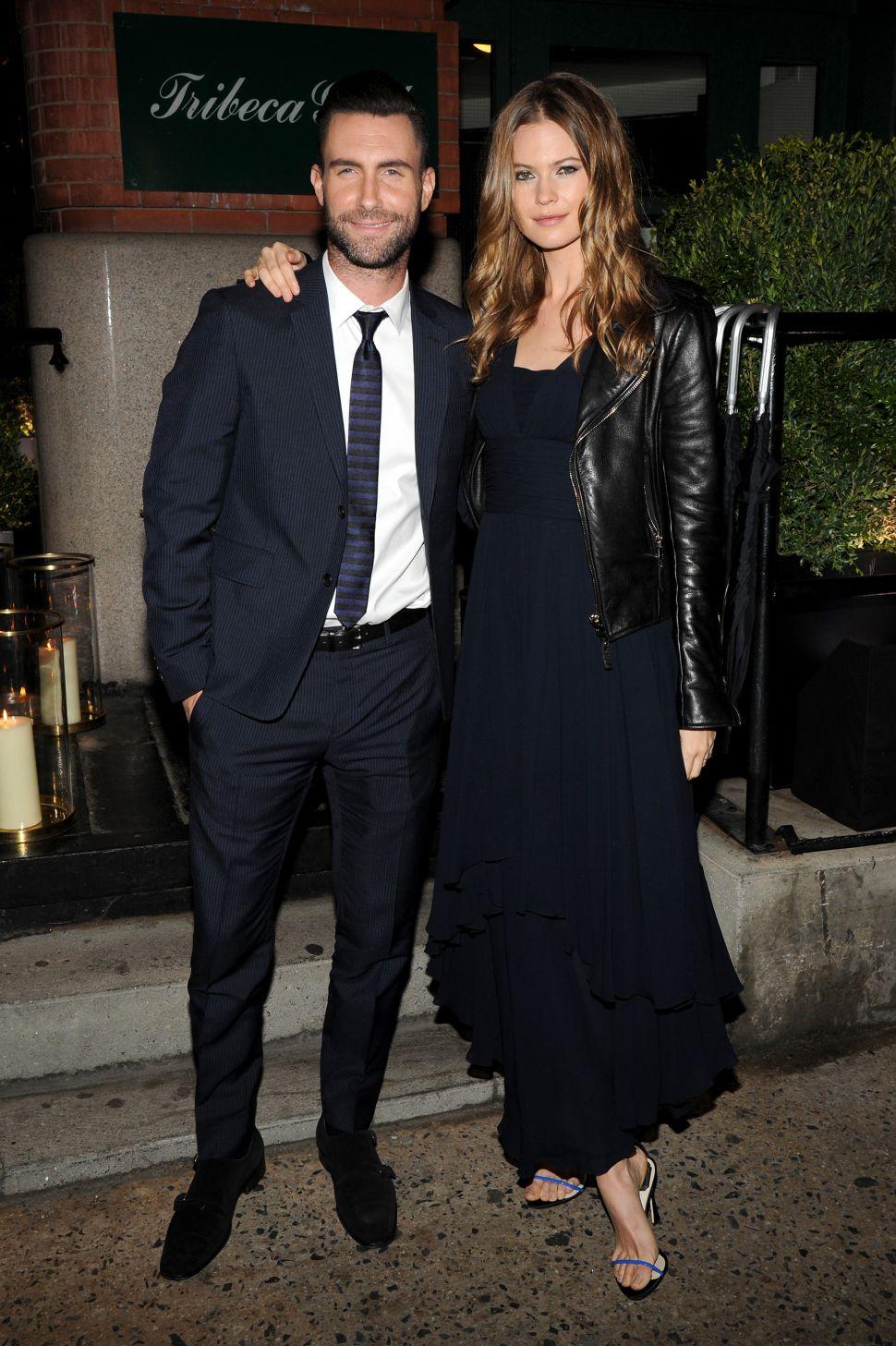 Just One More Night for Adam Levine and Behati Prinsloo's Soho Loft